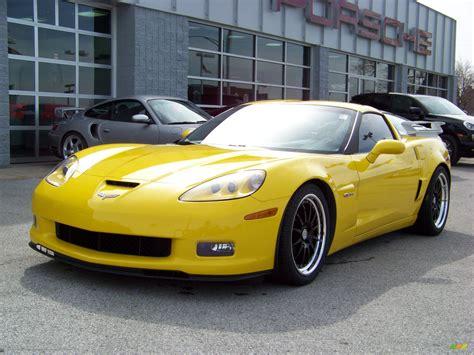 2006 Z06 Corvette by 2006 Chevrolet Corvette Z06 In Velocity Yellow 121166