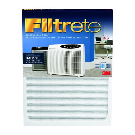 oac150rf filtrete office air purifier replacement filter