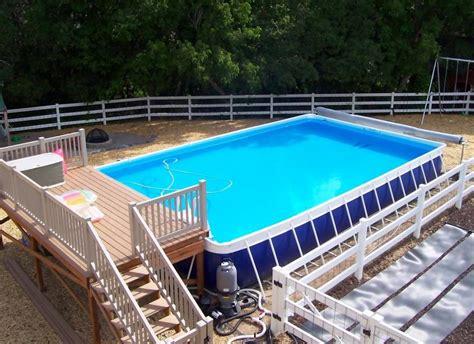 piscina smontabile da giardino idee decorative piscina in muratura fuori terra con piscine da