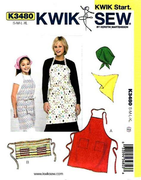 sewing patterns young adults kwik sew sewing pattern 3480 adult children sizes s xl