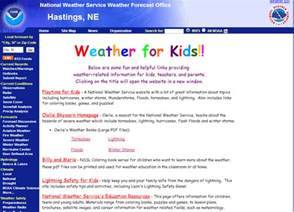 Kids Weather Report Template learning never stops 9 wonderful weather websites for kids