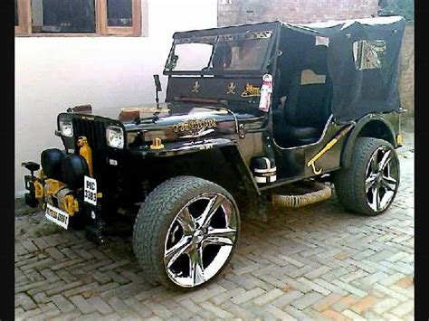 Landi Jeep Modified Landi Jeep Modified Willy Dragtimes