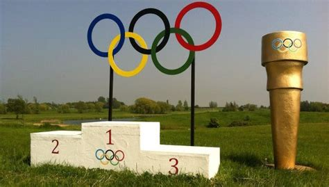 olympics themed office events archery party cheer for your favorite team in style