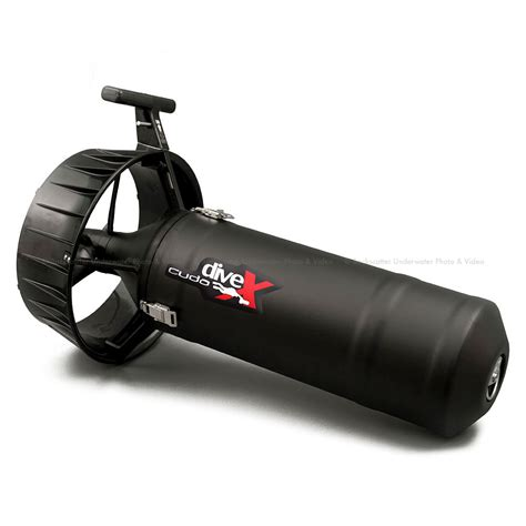 dive scooter dive xtras cuda 400 standard package