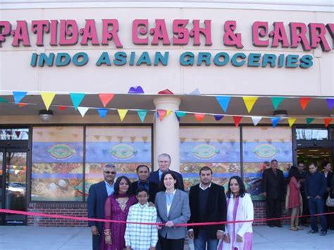 patidar indoasian supermarket opens  east windsor