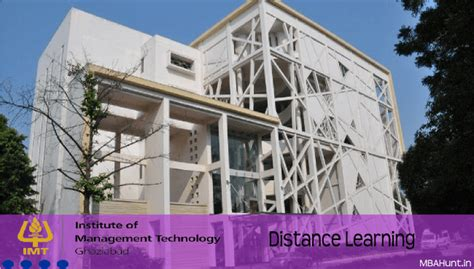 Imt Correspondence Mba by Imt Distance Learning Mba 2018 Courses Fee Admission