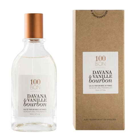 Parfum Vanille Davana Vanille Bourbon 100 Bon Perfume A New Fragrance For And 2017