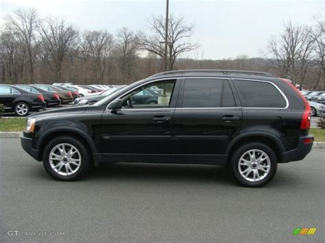 black  volvo xc  awd exterior photo  gtcarlotcom