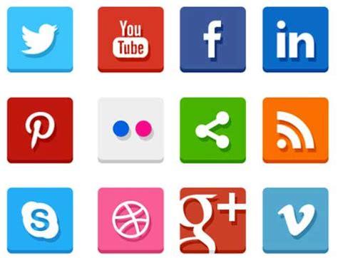 imagenes de redes sociales sin fondo paquetes gratuitos de iconos de redes sociales para tus