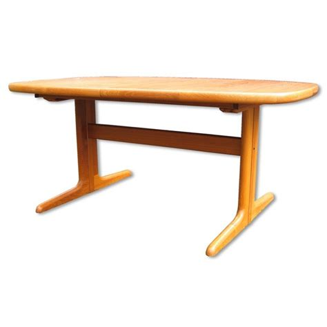 Skovby Dining Table Model No 74 Dining Table By Skovby Mobelfabrik 1970s 43822