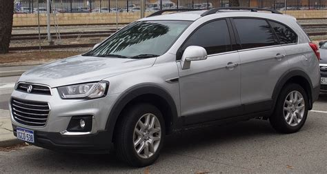 M Captiva by Holden Captiva