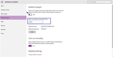 cara membuat portable hotspot di laptop windows 7 cara mudah sharing internet dengan mobile hotspot di