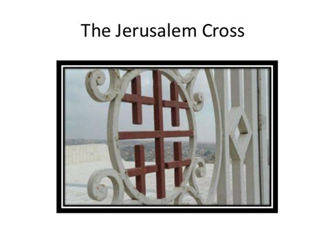jerusalem cross tattoo jerusalem cross tattoos