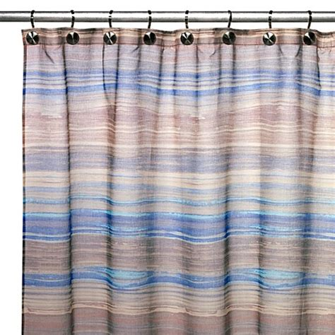 bed bath and beyond ventura croscill ventura shower curtain in blue bed bath beyond