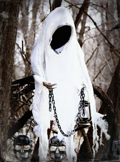 ghost halloween outdoor decorations decoration love