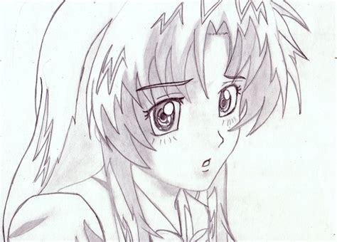 imagenes faciles para dibujar de anime a concurso de dibujo dibuja anime anime premium hd