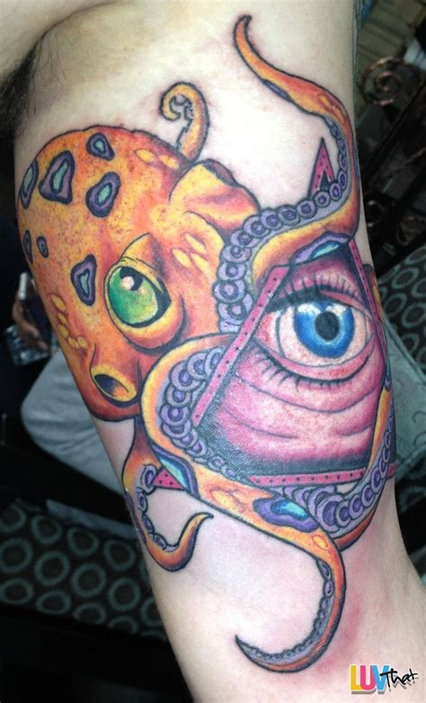 24 amazing octopus tattoos luvthat