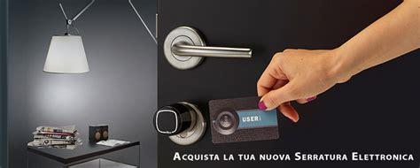 serratura elettronica porta blindata controllo accessi artech