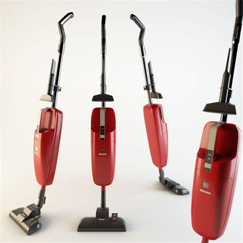 miele quickstep miele swing h1 quickstep vacuum cleaner 3d model