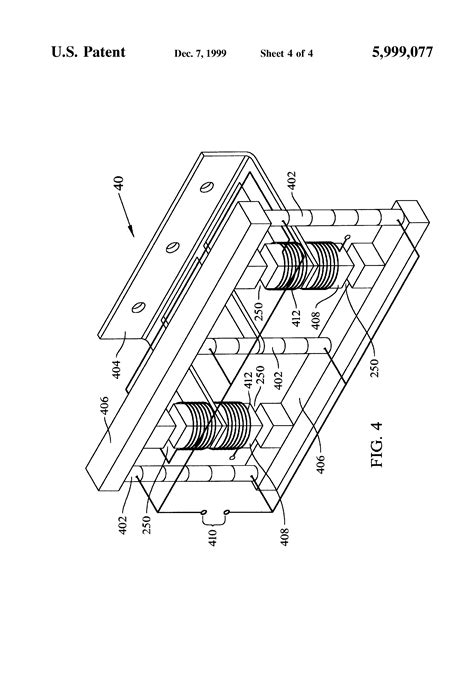 variable inductor uk patent us5999077 voltage controlled variable inductor patents