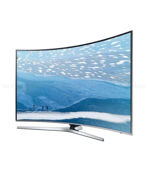 Tv Samsung Di tv samsung 55 quot ultra hd 4k curvo serie 6 ku6670 vikishop