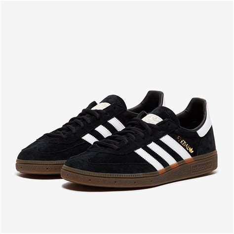 mens shoes adidas originals handball spezial core black terrace