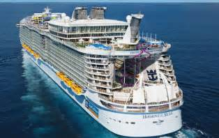 royal caribbeans newest ship harmony of the seas is most eagerly awaited new ship for 2016