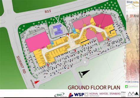 shopping centre floor plan blue hills shopping centre floor plan danie joubert