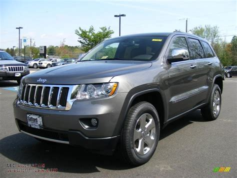 jeep cherokee gray 2011 jeep grand cherokee limited 4x4 in mineral gray