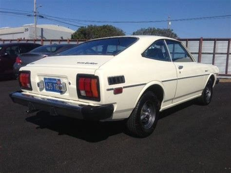 1979 toyota corolla sport coupe buy used 1979 toyota corolla sr5 coupe 2 door 1 6l in san