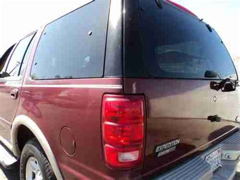 1999 ford expedition eddie bauer interior buy used 1999 ford expedition eddie bauer sport utility 4