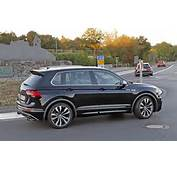 Volkswagen Tiguan Coupe R Picture 692535 Car Review Top Speed