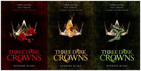 young three dark crowns series by kendare blake threedarkcrowns 20th century fox is developing movie