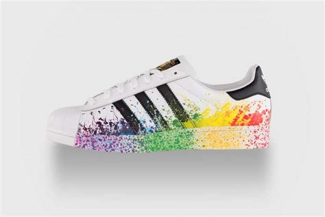 adidas goes the rainbow for pride san francisco