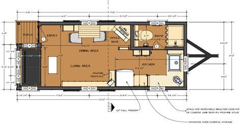 small house floorplan tiny home plans and how to create a happy tiny living