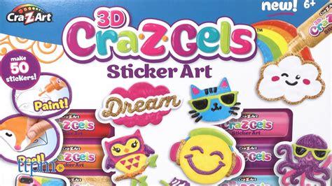 3d Gels Sticker