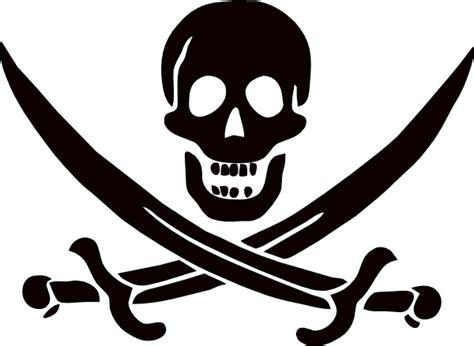 Jolly Roger Clipart jolly roger clip at clker vector clip royalty free domain