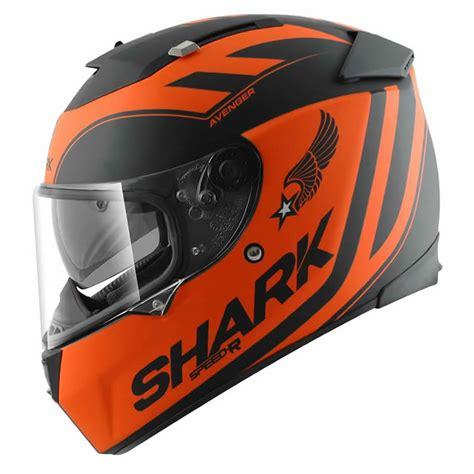 Motorradhelm Shark Speed R by Shark Speed R Avenger Full Face Acu Gold Racing Touring