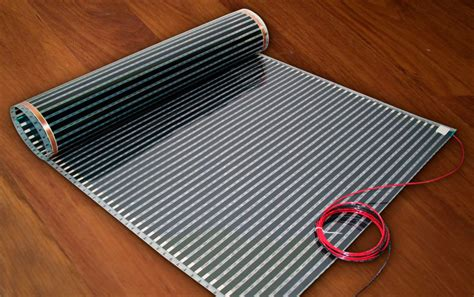 Electric Radiant Floor Heating by Infrafloor Radiant Floor Heating Systems