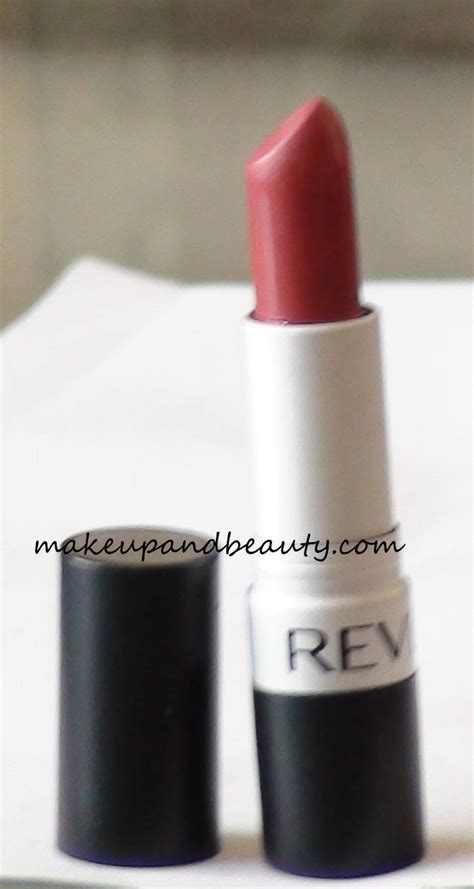 Lipstik Revlon Review revlon matte lipstick review