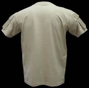 tactical pocket t shirt tps khaki tactical performance