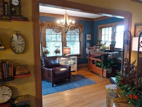 sunroom is hirshfield s 0634 day spa and the living room is 0884 gold tweed bachman s fall