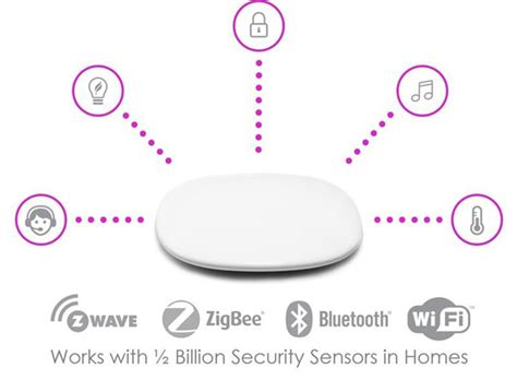 hive smart home security system z wave zigbee product news