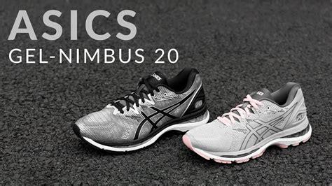 Sepatu Asics Gel Nimbus 20 asics gel nimbus 20 running shoe overview