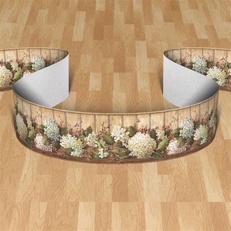fiori adesivi per pareti bordo fiori