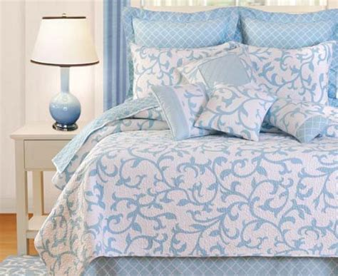 blue and white bedding serendipity blue bedding oceanstyles com