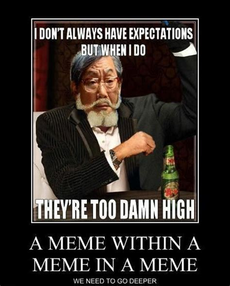 Meme Posters - image demotivational posters a meme within a meme in a