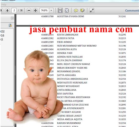 nama bayi laki islam nama bayi laki laki terbaru joss nama bayi laki laki
