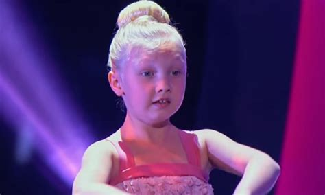 leah messer dirty house little big shots amazing dancer paige 7 brings the house down