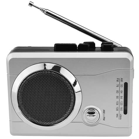 mini cassette player br630 mini stereo audio retro personal cassette player